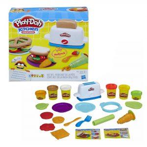 Hasbro-Play-Doh-Ekmek-Kızartma-Makinesi